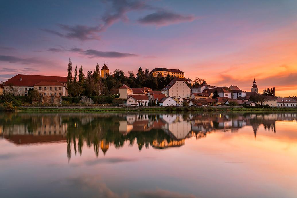 Замки Словении + Термы